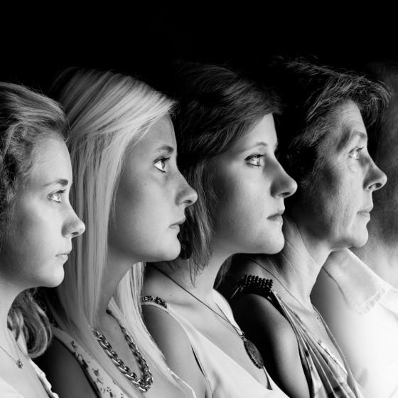 photographie portrait studio famille