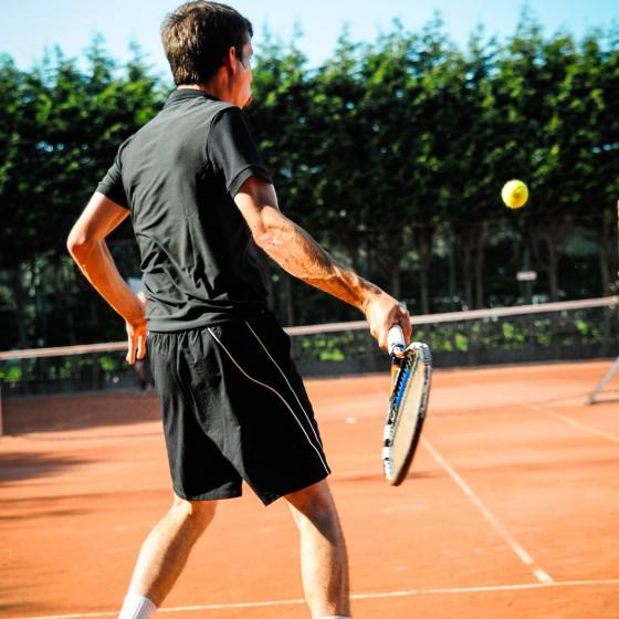 photo de sport tennis